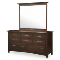 Lexington 8 Drawer Dresser by Streamside