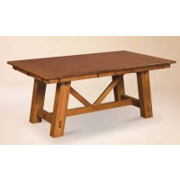 Manitoba Trestle Table