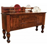 "Marriott sideboard- shown 20""d x 78""w x 40""h"