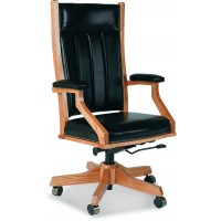 Mission Desk Chair MDC255
