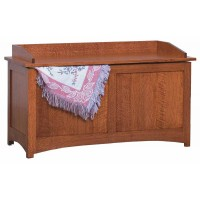 Schwartz Mission Blanket Chest