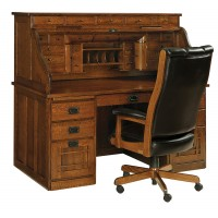 Mission Deluxe Roll-Top Desk RW2002