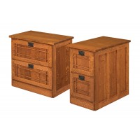 Mission 2-Drawer Filing Cabinet RW2055