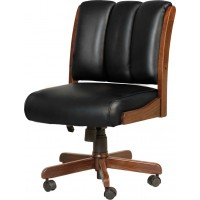 Midland Desk Chair No Arms MS62