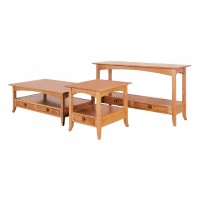 Shaker Hill Open Sofa Table SKO1654S