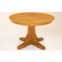 Single Pedestal Mission Table