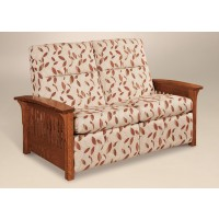 Skyline Slat Loveseat Recliner 601 SSLR