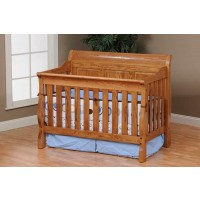 Traditional Panel Crib
