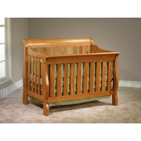 Traditional Slat Crib