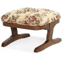 Terry Footstool TR14