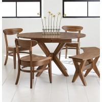 Vadsco Pedestal Table