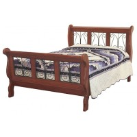 Classic Wrought Iron Sleigh WR020